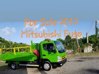 2012 Mitsubishi Fuso Canter for sale in St. Thomas, Jamaica