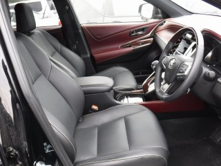 '17 Toyota Harrier for sale in Jamaica