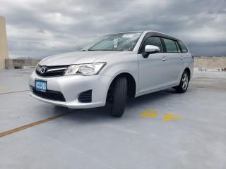 2014 Toyota Corolla Fielder for sale in Kingston / St. Andrew, Jamaica