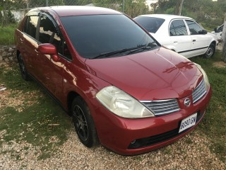 2007 Nissan Tiida for sale in Jamaica