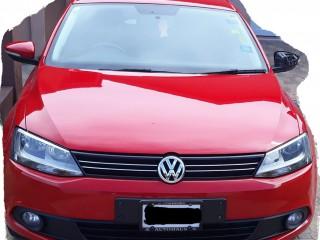 '12 Volkswagen jetta for sale in Jamaica