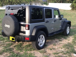 2017 Jeep Wrangler Sport Unlimited for sale in Kingston / St. Andrew, Jamaica