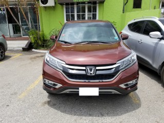 '16 Honda CRV EX for sale in Jamaica
