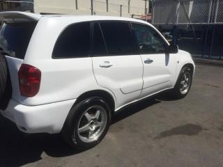 2002 Toyota Rav 4 for sale in Jamaica