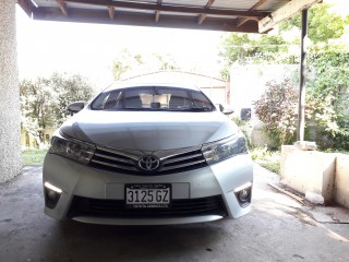 '16 Toyota Corolla for sale in Jamaica