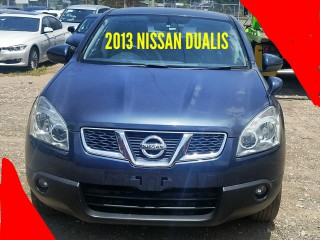 2013 Nissan Dualis for sale in Kingston / St. Andrew, Jamaica