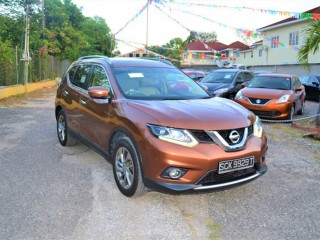 2015 Nissan X TRAIL for sale in Kingston / St. Andrew, Jamaica