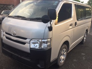 2016 Toyota HIACE REGIUS for sale in Kingston / St. Andrew, Jamaica