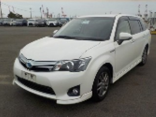 2015 Toyota Fielder hybrid G for sale in Manchester, Jamaica