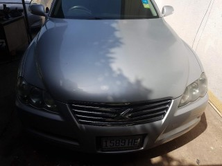 '08 Toyota mark x for sale in Jamaica