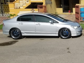 '08 Honda Civic for sale in Jamaica