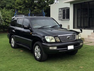 '06 Toyota Land for sale in Jamaica