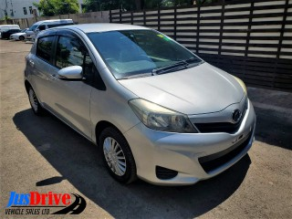 2013 Toyota Vitz for sale in Kingston / St. Andrew,
