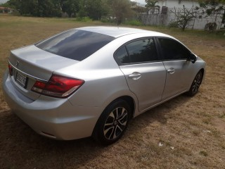 2015 Honda Civic EX for sale in Manchester, Jamaica