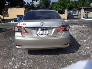 2013 Toyota Corolla Altis 16G for sale in Kingston / St. Andrew, Jamaica