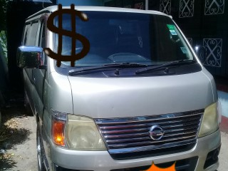 2010 Nissan Urvan for sale in Kingston / St. Andrew, Jamaica