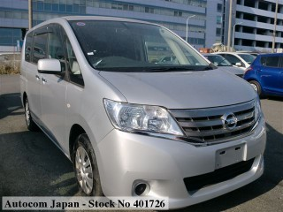 '12 Nissan Serena for sale in Jamaica