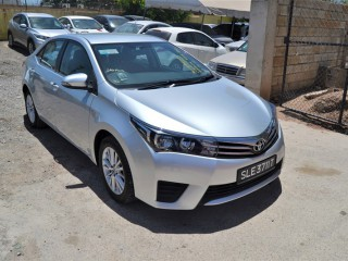 2016 Toyota COROLLA ALTIS for sale in Kingston / St. Andrew, Jamaica