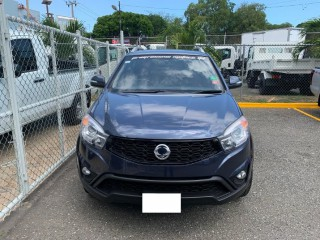 2014 Ssangyong KORANDO for sale in Kingston / St. Andrew, Jamaica