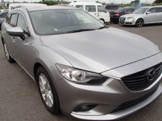 '13 Mazda ATENZA for sale in Jamaica