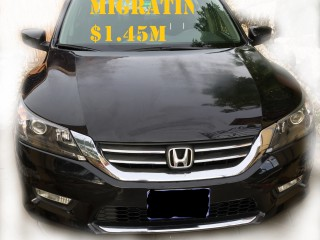 2015 Honda Accord for sale in St. James,
