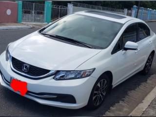 2015 Honda Civic for sale in Kingston / St. Andrew, Jamaica