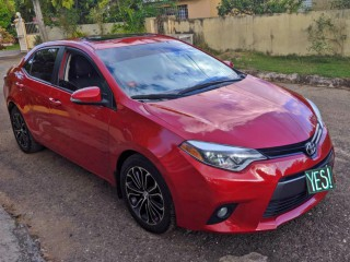 2014 Toyota Corolla S for sale in Kingston / St. Andrew, Jamaica