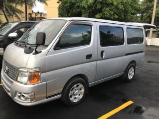 2010 Nissan Caravan for sale in Jamaica