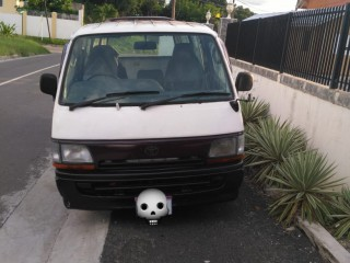'97 Toyota Hiace for sale in Jamaica