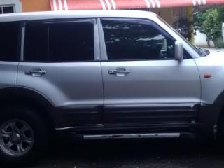 '02 Mitsubishi Pajero for sale in Jamaica