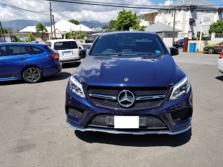 2018 Mercedes Benz GLE COUPE 43 AMG for sale in Jamaica