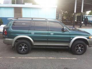 2006 Mitsubishi Montero sport for sale in Jamaica