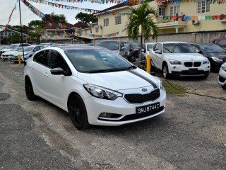 2014 Kia Forte for sale in Kingston / St. Andrew, Jamaica