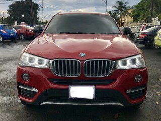 '16 BMW X4 28I for sale in Jamaica