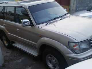 '98 Toyota Prado for sale in Jamaica
