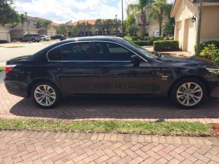'09 BMW 535xi for sale in Jamaica