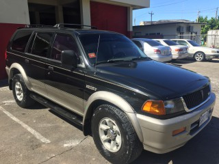 1998 Mitsubishi Montero Sport for sale in Portland, Jamaica
