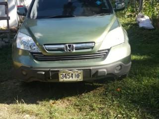 '08 Honda CRV for sale in Jamaica