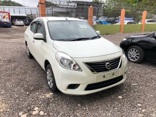 '13 Nissan Latio for sale in Jamaica