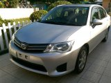2012 Toyota Corolla Axio for sale in Kingston / St. Andrew,