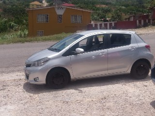 2013 Toyota Vitz for sale in Manchester, Jamaica