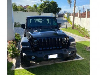 2019 Jeep Wrangler Unlimited for sale in Kingston / St. Andrew, Jamaica