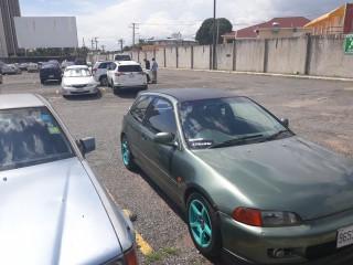 '95 Honda Civic for sale in Jamaica