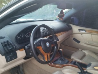 '01 BMW X5 for sale in Jamaica