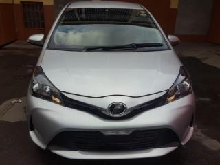 2015 Toyota Vitz for sale in Kingston / St. Andrew, Jamaica