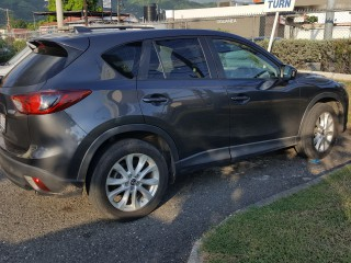 '14 Mazda Cx5 for sale in Jamaica