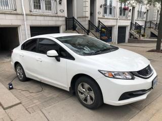 '13 Honda Civic for sale in Jamaica