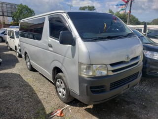 2009 Toyota Hiace for sale in Kingston / St. Andrew, Jamaica