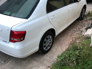 2011 Toyota Axio recently imported for sale in St. James, Jamaica