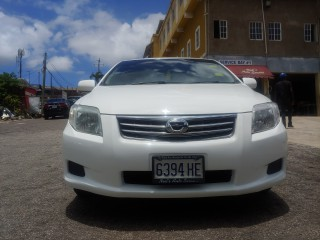 2011 Toyota Corolla Axio for sale in Manchester, Jamaica